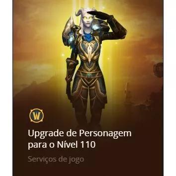 World of warcraft upgrade do 1 ao 110