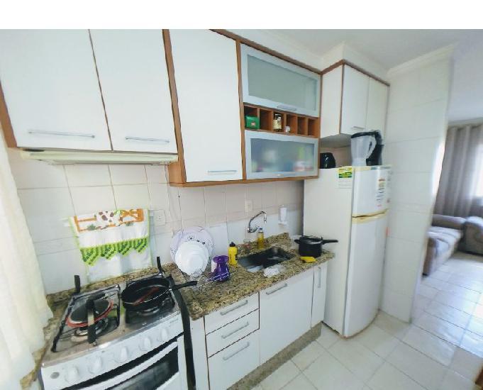 Apartamento de 52 m² no residencial alpha em jundiaí