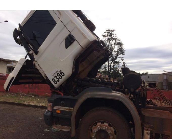 Caminhão scania g- 470 6x4 revisado