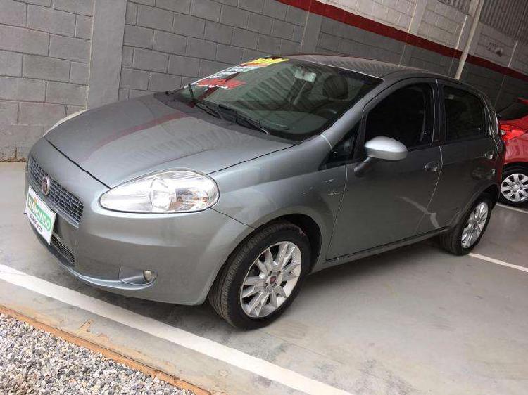 Fiat punto essence dualogic 1.6 flex 16v 5p