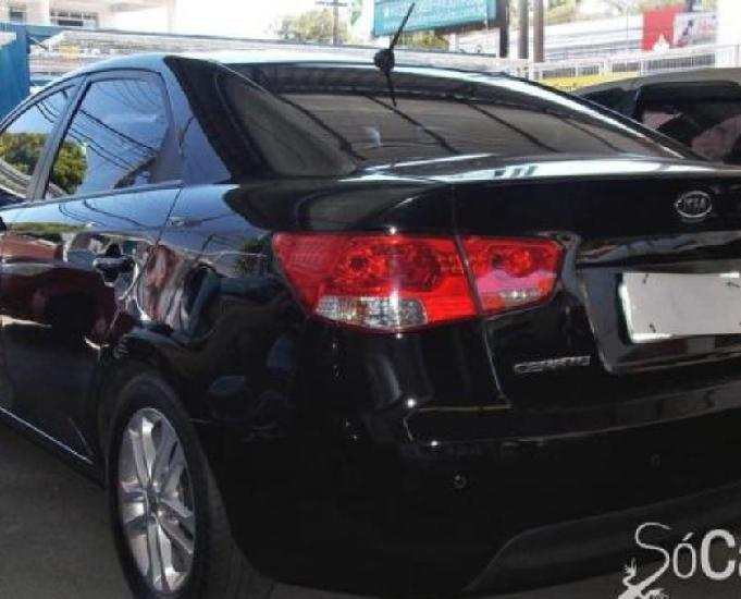 Kia cerato ex 1.6 l 2012 top automatico e couro