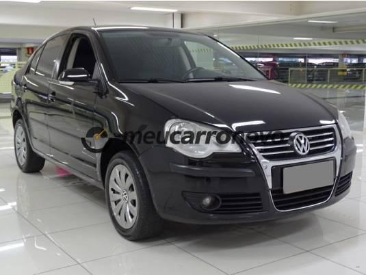 Volkswagen polo i motion 1.6 total flex 5p 2010/2010