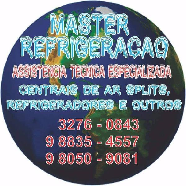 Master refrigeração assistencia técnica