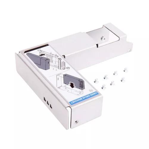 Adaptador p/ gaveta dell 3,5 p/ 2,5 hd ssd 9w8c4 com nf
