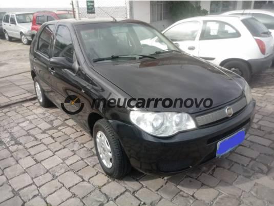 Fiat palio elx 1.3 mpi flex 8v 4p 2004/2004