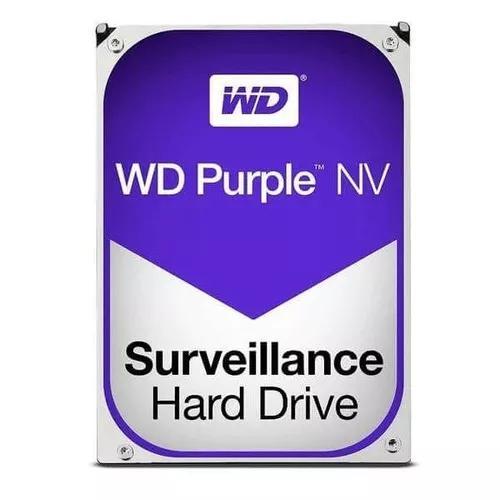 Hd interno western digital purple 6tb sata 3 6gb/s wd60purx