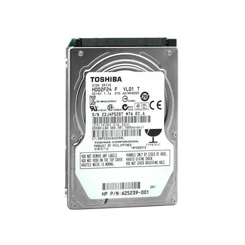 Hd notebook 500gb sata toshiba novo lacrado 0 horas