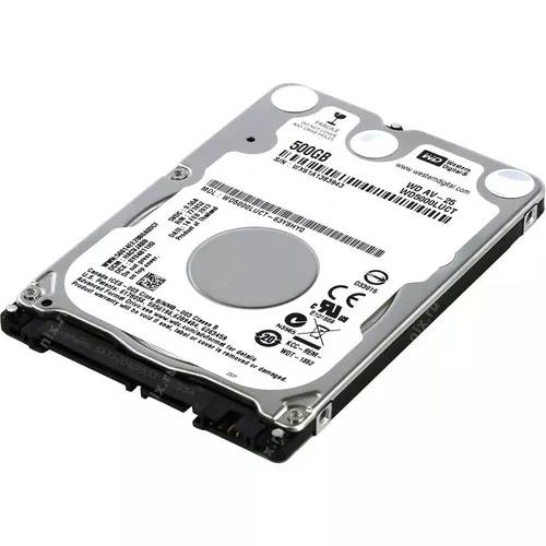 Hd notebook 500gb western digital wd 5400rpm 2,5 sata 3 nfe