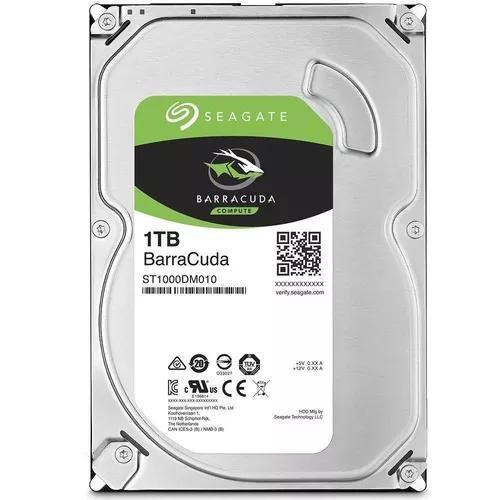 Hd seagate desktop 1tb 1000gb 7200rpm