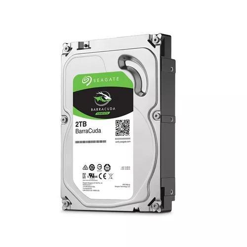 Hd seagate desktop 2tb 2000gb 7200rpm