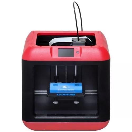 Impressora 3d finder flashforge com wifi fil usb nf oferta