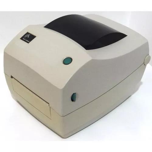 Impressora térmica de etiquetas zebra tlp 2844 203 dpi