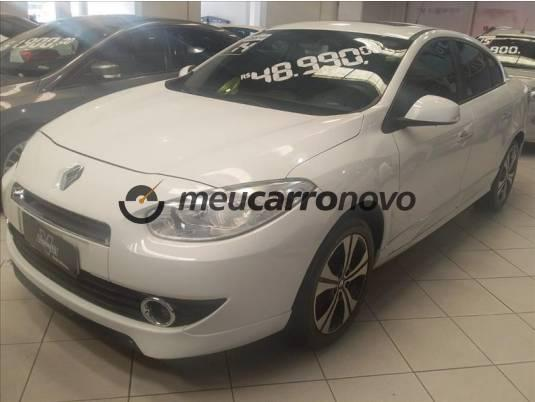 Renault fluence sedan gt line 2.0 flex aut. 2014/2014