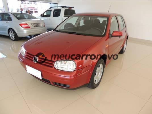 Volkswagen golf sportline 2.0 mi total f. 8v tip. 2000/2000