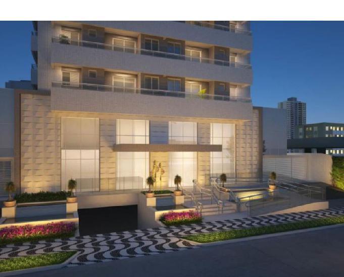Apartamento de 2dormitorio localizado na av. ana costa