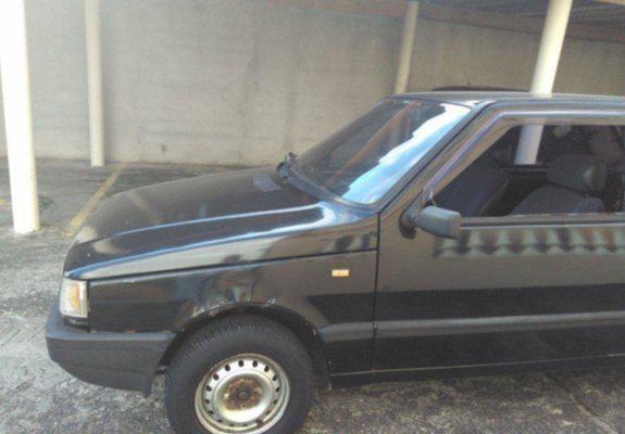 Fiat prêmio s 1.3 álcool, preto, 2 portas, em bom estado