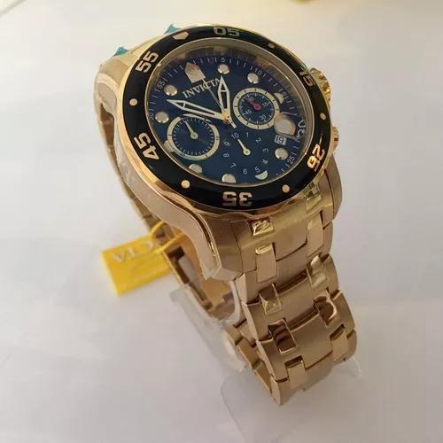 Relógio invicta pro diver scuba 0072