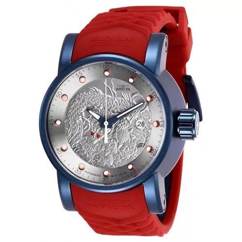 Relógio masculino invicta yakuza 28182 lançamento 2019