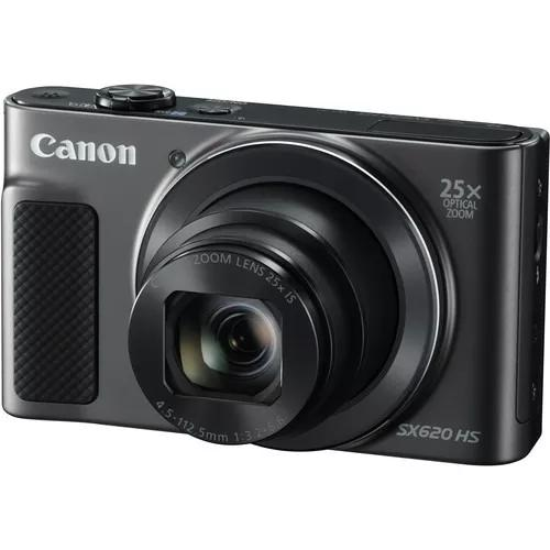 Camera canon powershot sx620hs black - wifi