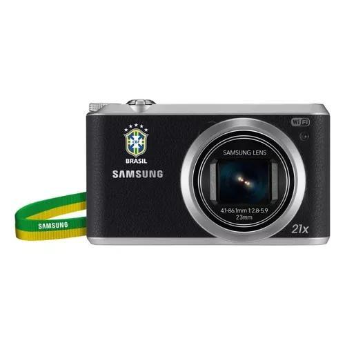 Camera dig samsung seleção brasileira wb350f 16.3