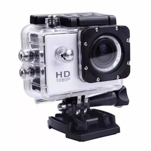 Camera filmadora sports full hd 1080p go pro
