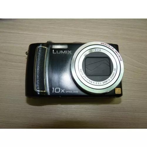 Camera fotografia panasonic dmc-tz5... para retirar peças