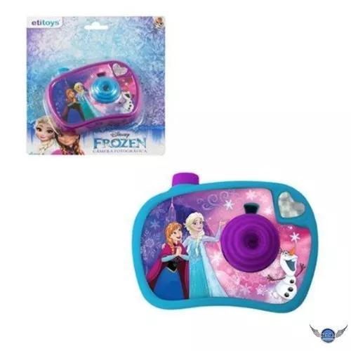 Camera fotografica infantil com imag