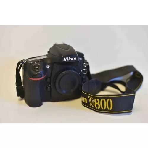 Camera fotografica nikon d800