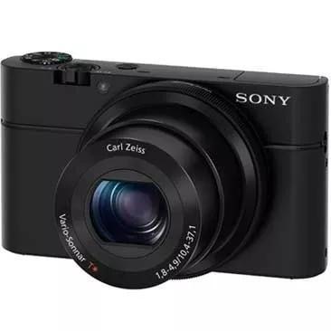 Camera sony dsc-100m2 wifi nova na caixa 20.2 mp