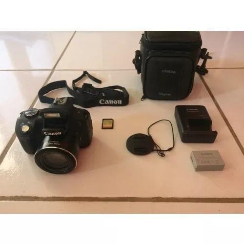 Canon sx50 hs powershot conservada