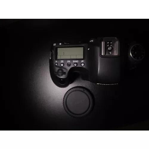 Câmera canon eos 6d full frame - super nova