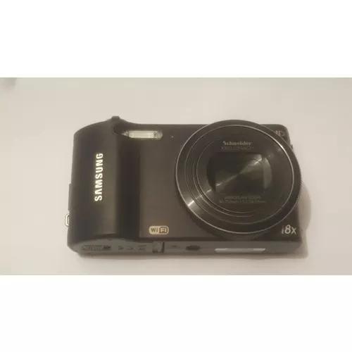 Câmera digital samsung wb150f com defeito