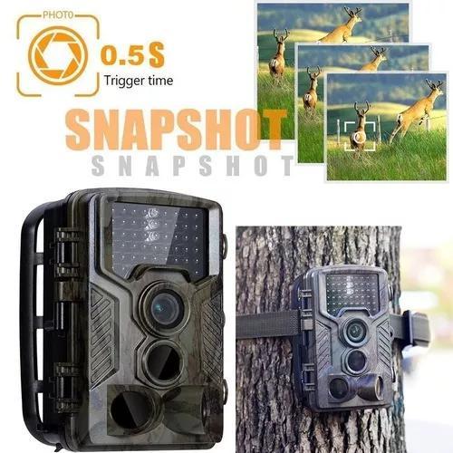 Câmera ir caça segurança espionag