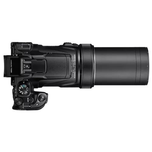 Câmera nikon coolpix p1000 125x wifi preta + 64gb
