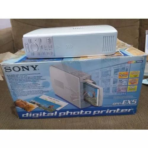 Digital photo printer dpp-ex5