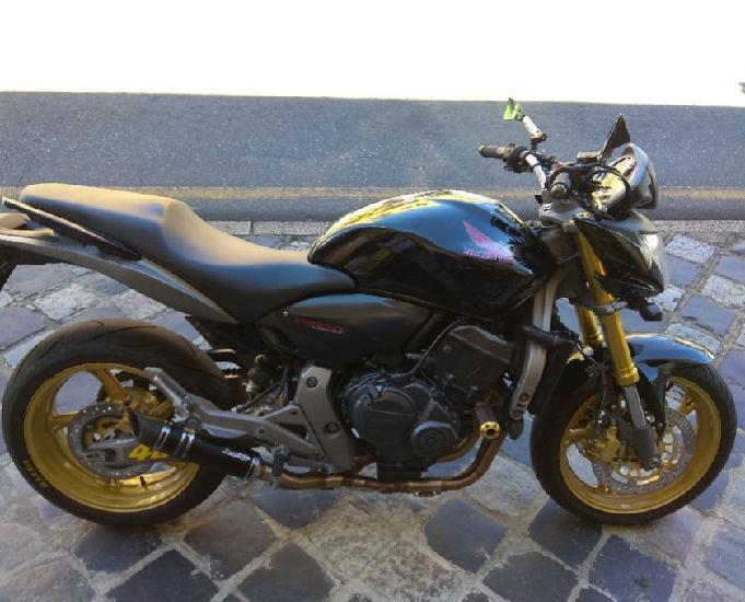 Honda cb 600 f hornet 2009 revisada