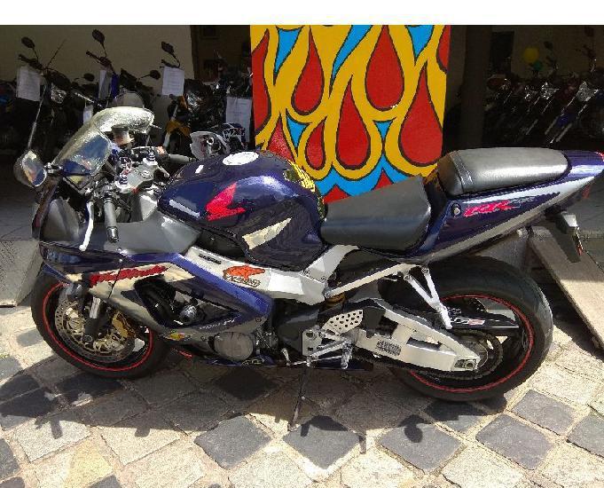 Honda cbr 900 rr 2001 fire blade impecavel