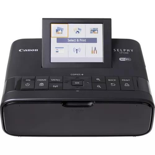Impressora fotográfica canon selphy cp1300 c/ wifi -