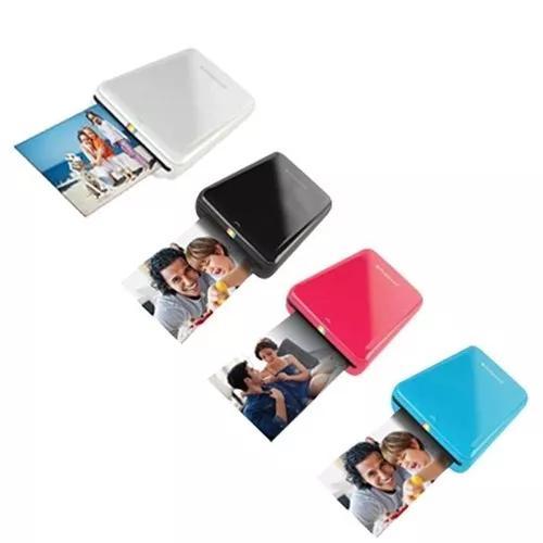 Impressora polaroid zip compacta fotos iphone android lancam