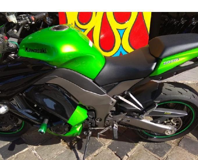 Kawasaki ninja 1000 abs - revisada - impecavel
