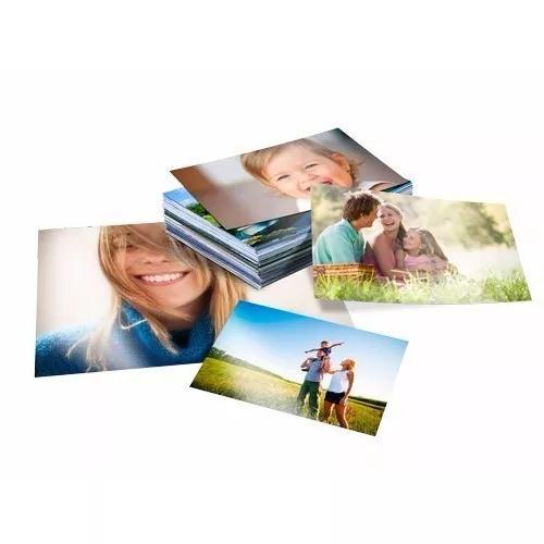 Kit revelação de 200 fotos 10x15 e 50 fotos 15x21-