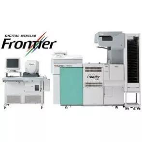 Minilab frontier 350 desativada ideal para retirar peças