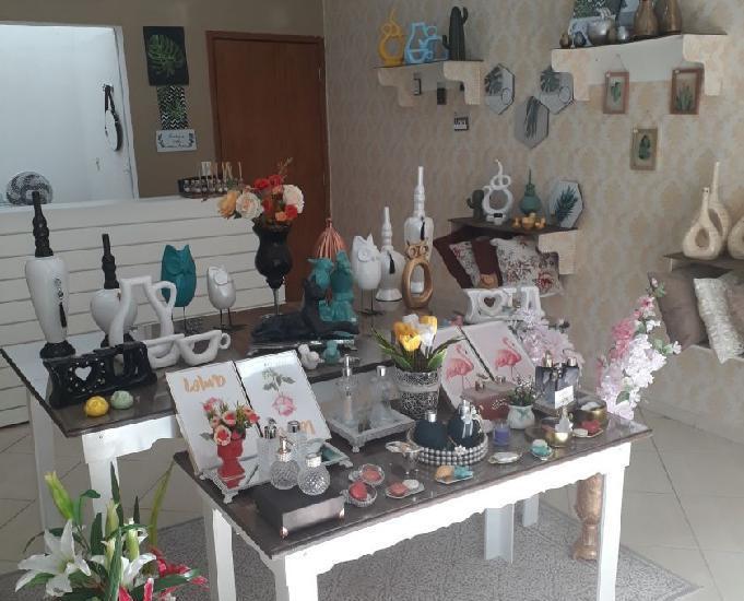 Passo ponto loja de decoração e presentes