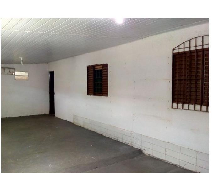 Sala comercial com cozinha