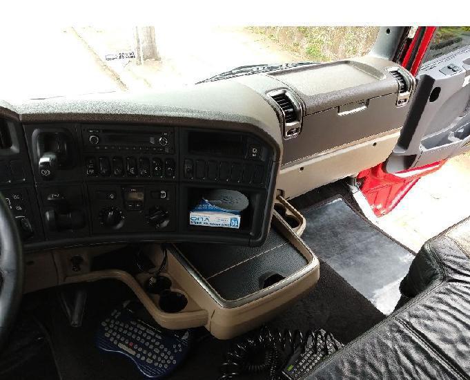 Scania r440 6x2 2013 cavalo trucado automático