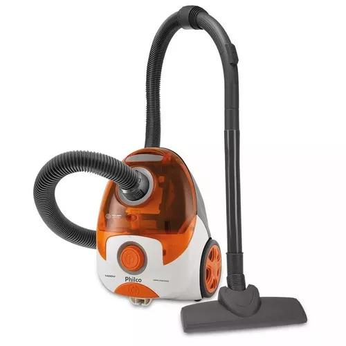 Aspirador de pó philco filtro hepa pas1690 1450w