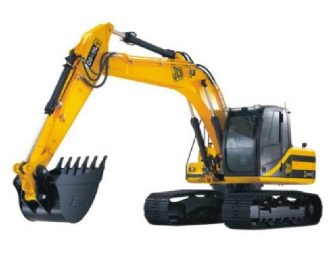 Curso para operador de escavadeira hidráulica