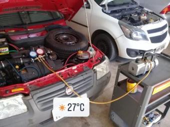 Curso de ar condicionado automotivo