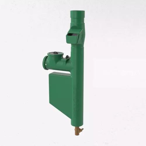 Filtro para coleta água da chuva verde *clorador incluso