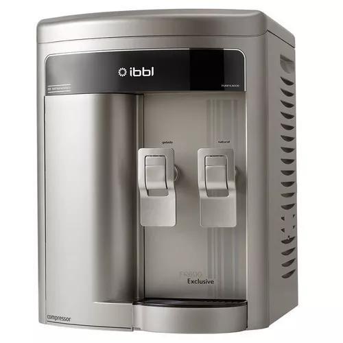 Filtro purificador de água ibbl fr600 exclusive 110v e 220v